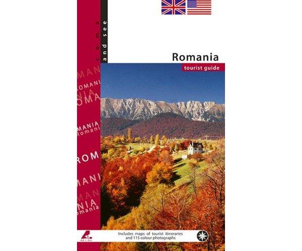 Ghid turistic Romania, italiana, Mariana Pascaru