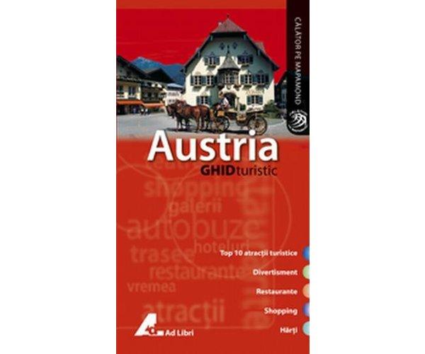 GHID TURISTIC AUSTRIA -