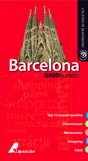 Ghid turistic Barcelona