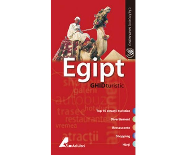 GHID TURISTIC EGIPT