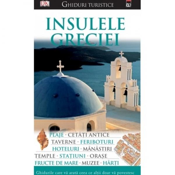 GHID TURISTIC - INSULELE GRECIEI 2008