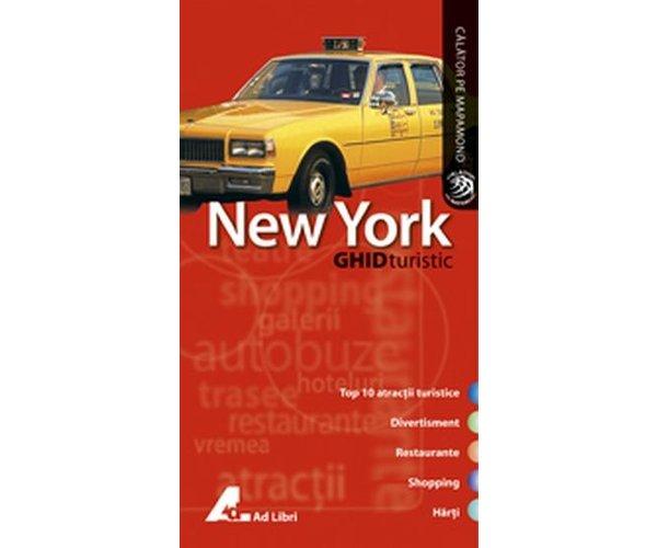 GHID TURISTIC NEW YORK