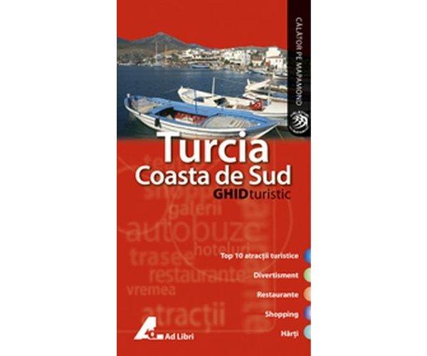 GHID TURISTIC TURCIA COASTA DE SUD