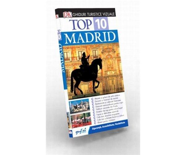 GHIDURI TURISTICE VIZUALE. MADRID