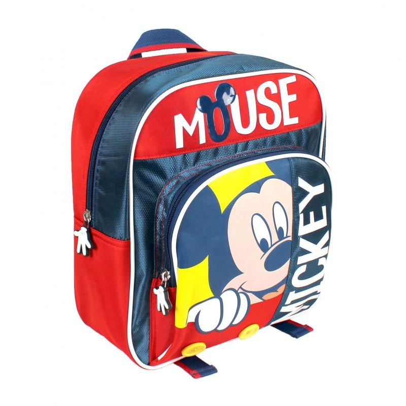 Ghiozdan 24x27cm,Mickey