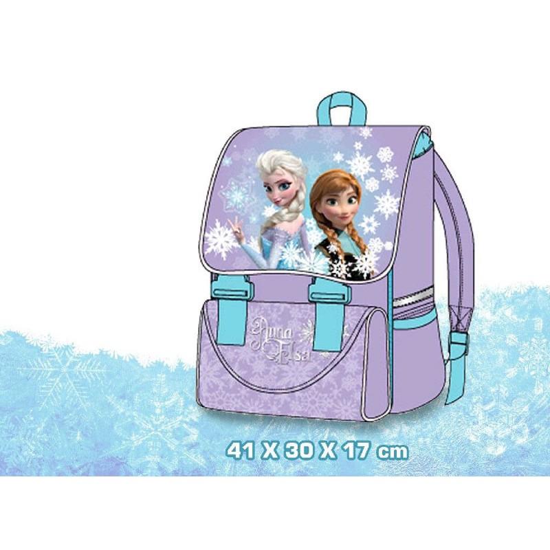 Ghiozdan 30x17x41cm,Frozen