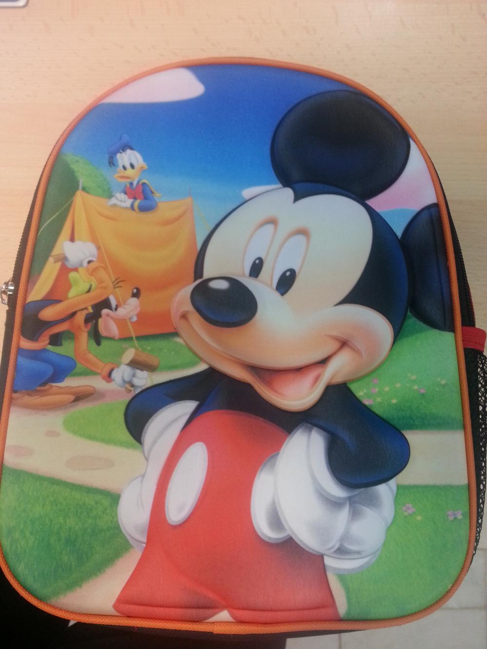 Ghiozdan 3D,Mickey
