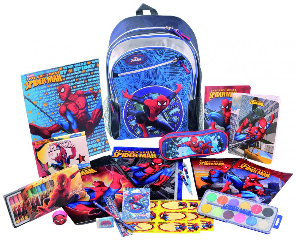 zzGhiozdan echipat Spiderman