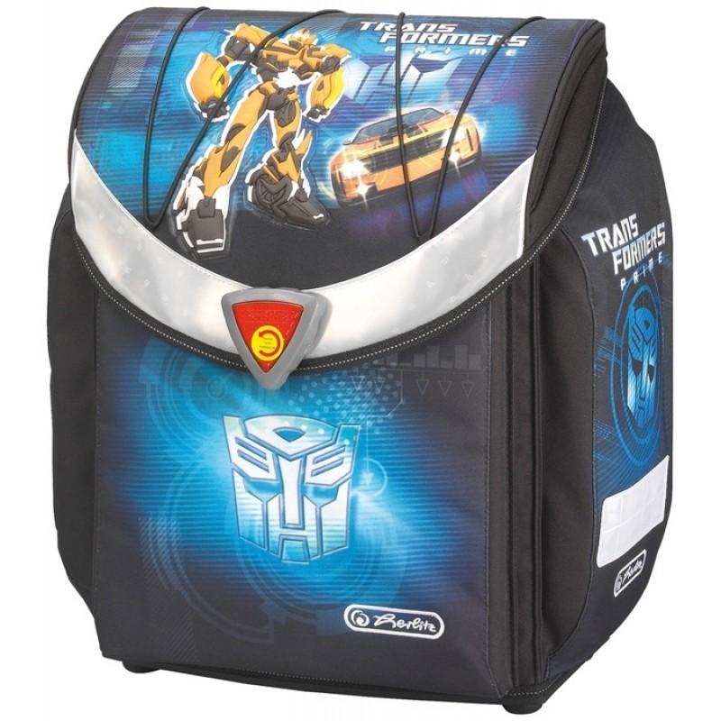 Ghiozdan Flexi 36x39x22cm Transformers