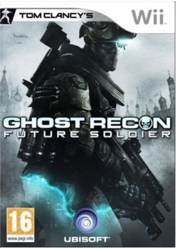 GHOST RECON FUTURE SOLD WII