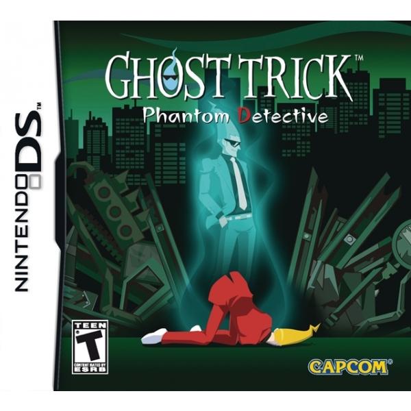 GHOST TRICK: PHANTOM DE DS