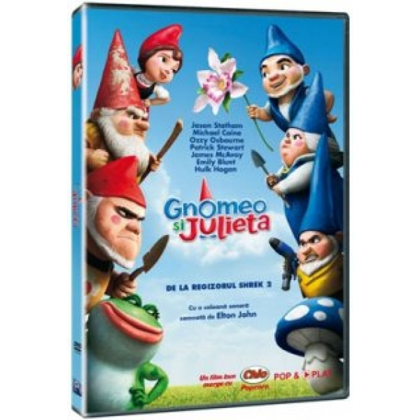 GNOMEO SI JULTIETA - GNOMEO AND JULIET