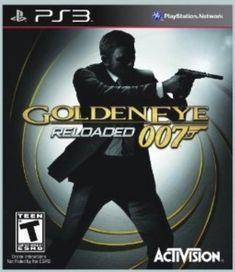 GOLDEN EYE RELOADED - PS3