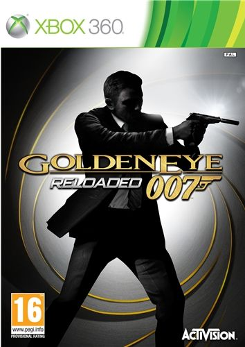GOLDEN EYE RELOADED - XBOX360