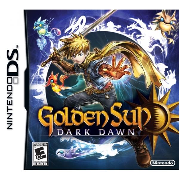GOLDEN SUN: DARK DAWN DS