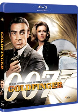 JB 03: GOLDFINGER (BR) JB 03: GOLDFINGER (BR)