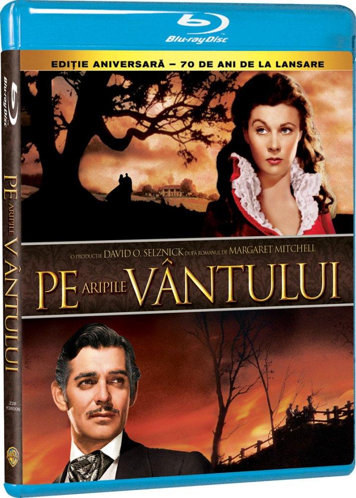 PE ARIPILE VANTULUI (BR GONE WITH THE WIND (BR)