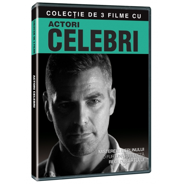 GOOD GERMAN /  PERFECT STORM /  THREE KINGS-COLECTIE 3 FILME: GEORGE CLOONEY