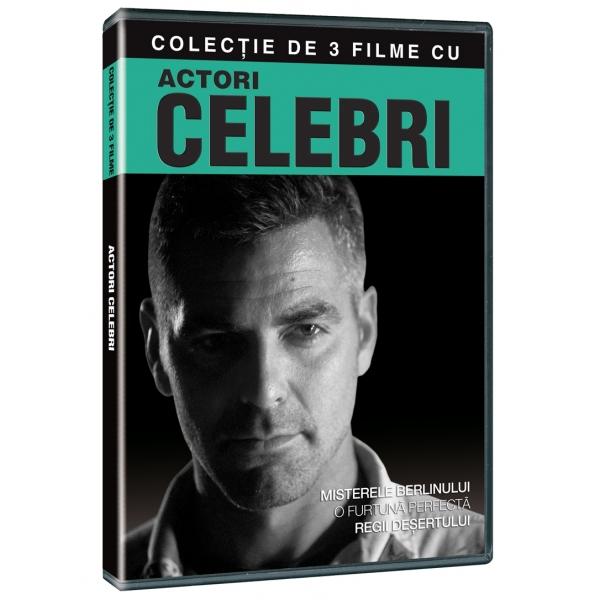 GOOD GERMAN /  PERFECT STORM /  THREE KINGS-COLECTIE 3 FILME: GEORGE CLOONEY