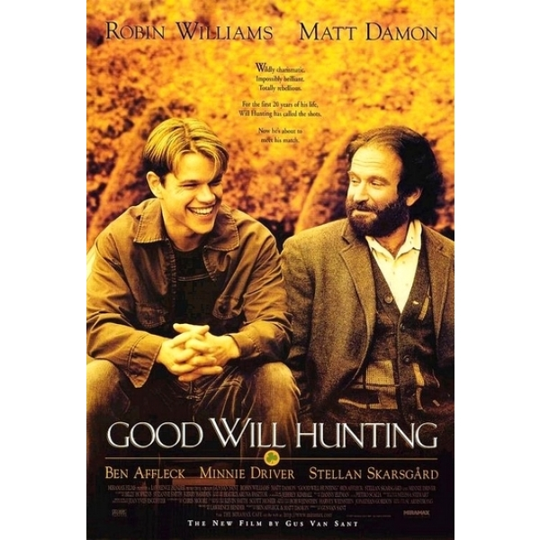 GOOD WILL HUNTING GOOD WILL HUNTING