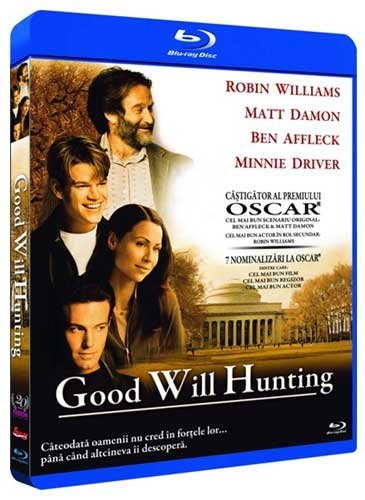 GOOD WILL HUNTING-GOOD WILL HUNTING