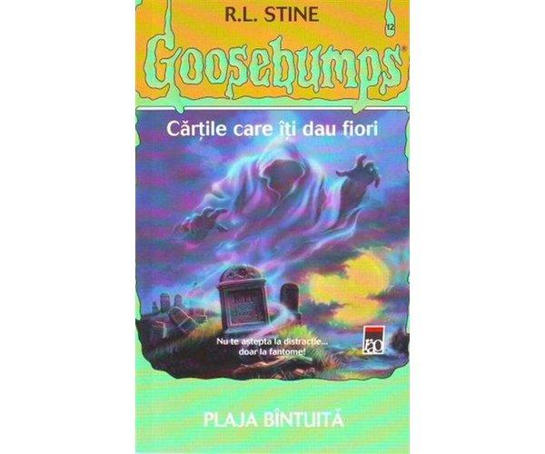 GOOSEBUMPS. PLAJA BINTUITA