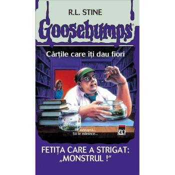 GOOSEBUMPS. FETITA CARE A STRIGAT