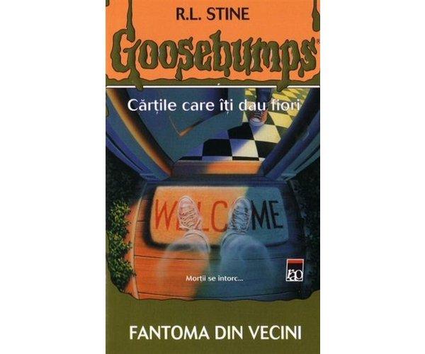 GOOSEBUMPS. FANTOMA DIN VECINI