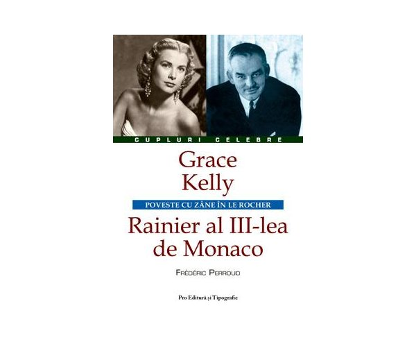 Grace Kelly si Rainier al III lea de Monaco, Frederic Perroud