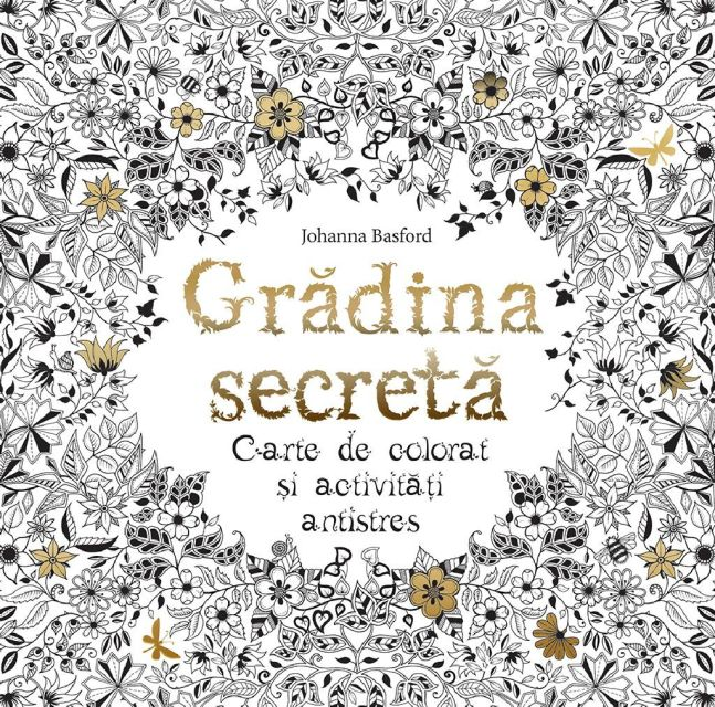 GRADINA SECRETA. CARTE DE...