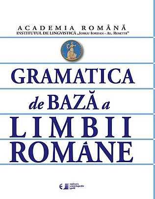 GRAMATICA DE BAZA A LIMBII...
