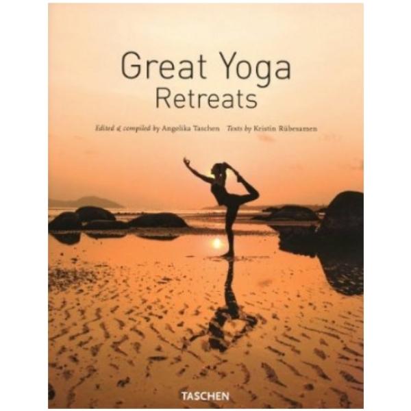 Great Yoga Retreats, Kristin Rubesamen