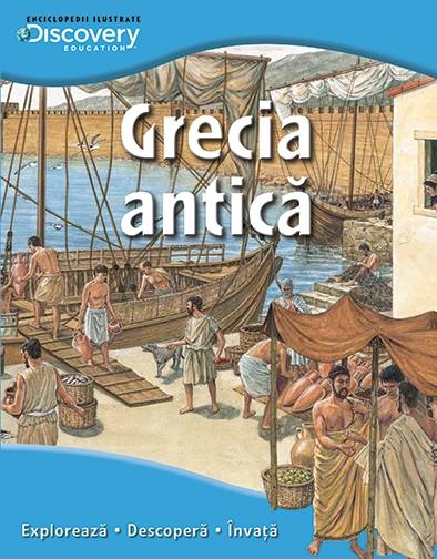 GRECIA ANTICA. COLECTIA DISCOVERY
