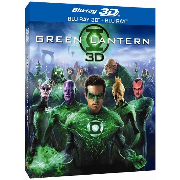 GREEN LANTERN 3D (BR3D+BR)-GREEN LANTERN: PROTECTORUL UNIVERSULUI (BR3D+BR)