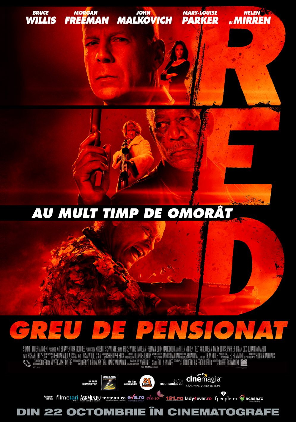 GREU DE PENSIONAT RED