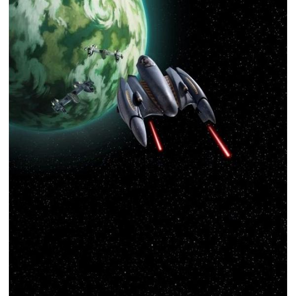 Grievous Starfighter - seria Clone Wars, scara 1:32