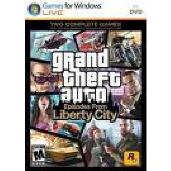 GTA 4  LIBERTY CITY PC