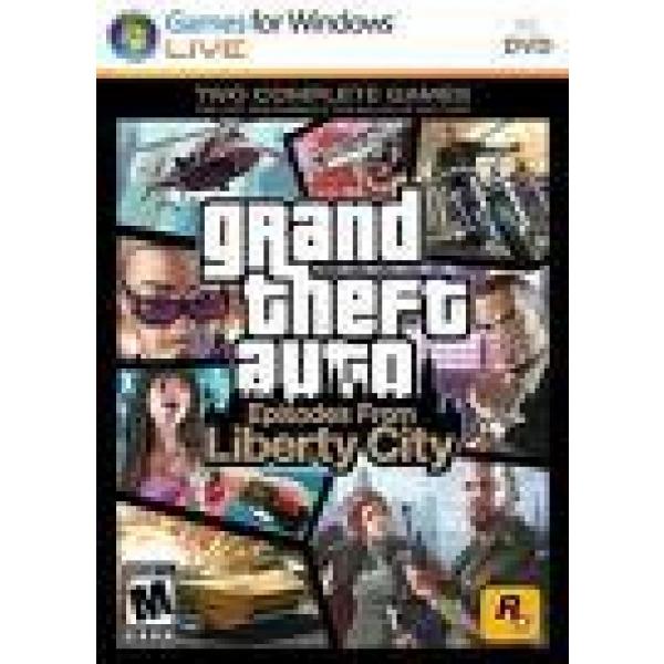 GTA 4  LIBERTY CITY PC