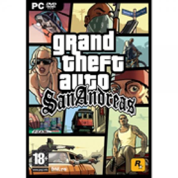 GTA SAN ANDREAS AMARAY PC