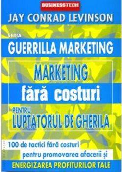 GUERRILLA MARKETING FARA COSTURI