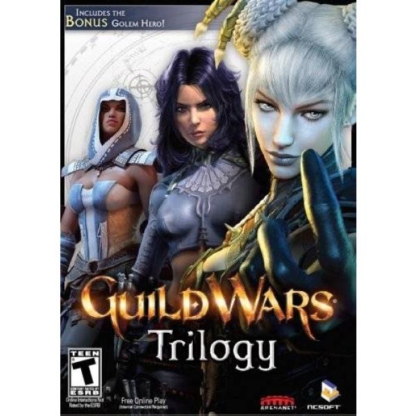GUILD WARS TRILOGY - PC
