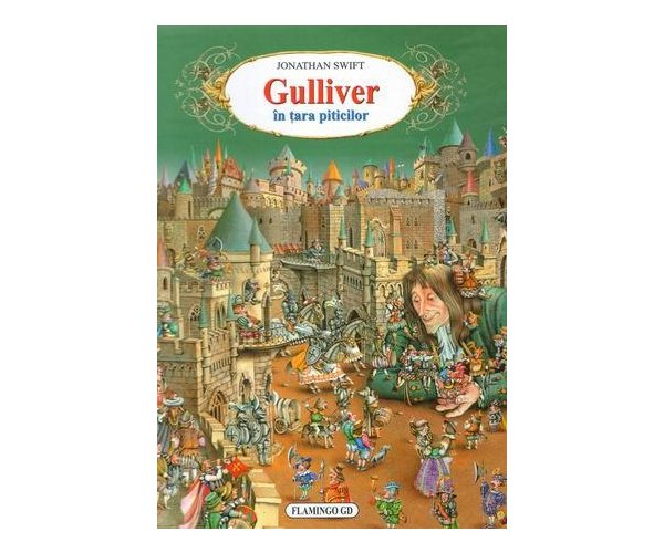 GULLIVER IN TARA PITICILOR