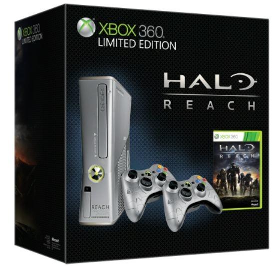 HALO REACH LIMITED EDIT XBOX360