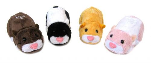 Hamsteri Zhu Zhu, diverse modele