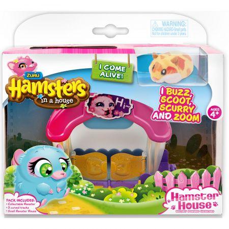 Hamsters,Casuta si sine,Zuru