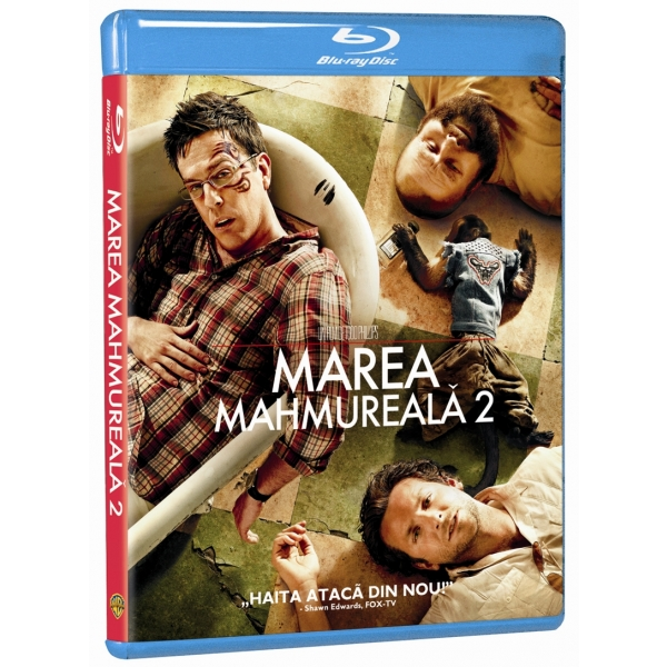 HANGOVER 2 (BR)-MAREA MAHMUREALA 2 (BR)