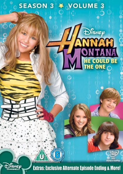 HANNAH MONTANA 3 VOL 3 HANNAH...