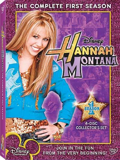 HANNAH MONTANA SERIE COMPLETA 1