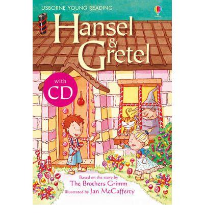 HANSEL & GRETEL + CD