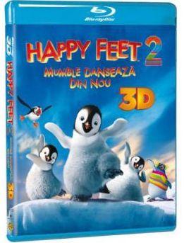 HAPPY FEET 2 (BD3D)- HAPPY...